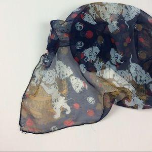 Vintage | 101 Dalmatians scarf
